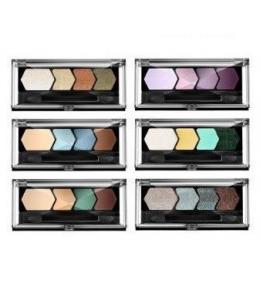 Maybelline Eye Studio Color Plush Silk Eyeshadow paletka oční stíny 5g