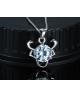 Elegantní náhrdelník Zodiac ve znamení zvěrokruhu se zirkony