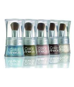 L´oreal Bare Naturale Gentle Mineral Eyeshadow minerální oční stíny 1,7g