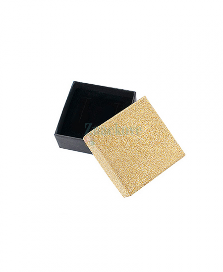 Dárková krabička na šperky Starlight - zlatá