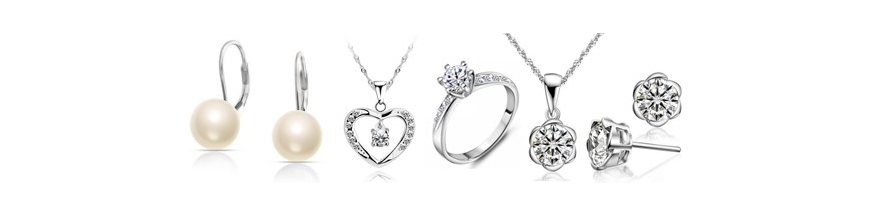 Stříbrné šperky (Ag 925/1000)